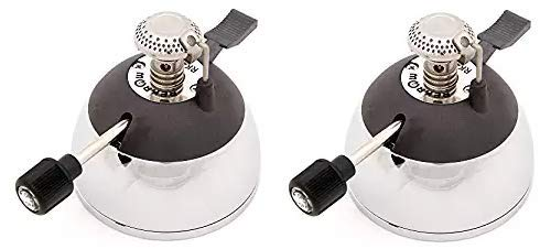 Yama Mini Butane Burner for Tabletop Siphons (2-(Pack)) by Yama Glass (Image #1)