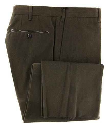 cesare-attolini-dark-brown-solid-pants-slim-40-56