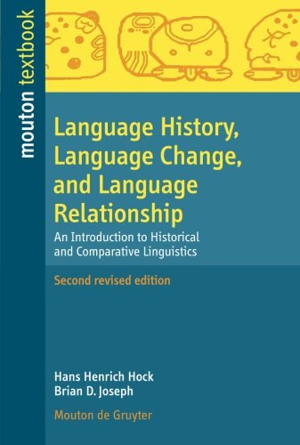 - Language History, Language Change, and Language Relationship (Mouton Textbook)
