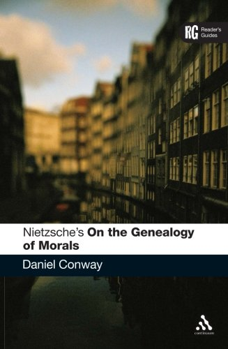 Nietzsche's 'On the Genealogy of Morals': A Reader's Guide (Reader's Guides)