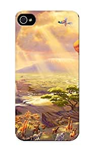 New Standinmyside Super Strong The Lion King Tpu Case Cover Series For Iphone 5/5s