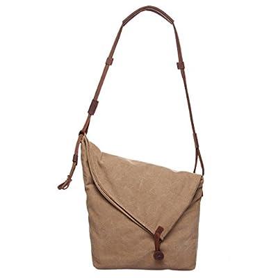 free shipping Menschwear Mens Canvas Cross-body Bag Outdoor Bag