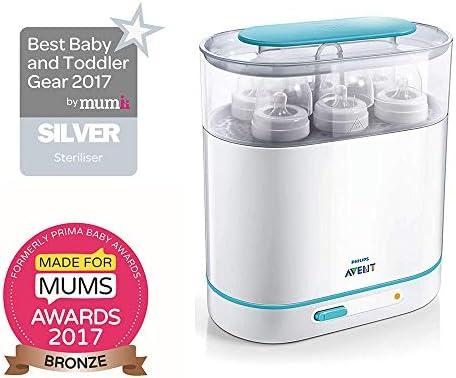 Amazon.com: Avent Esterilizador a 3 en 1: Baby