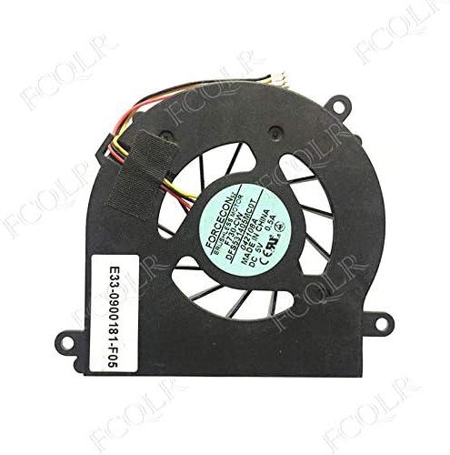 FCQLR Compatible for MSI E33 F730-CW E33-0900181-F05 Cooling Fan
