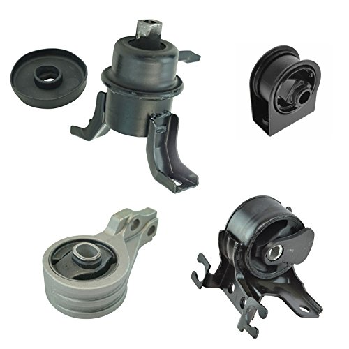 4 Piece Transmission (4 Piece Engine & Transmission Motor Mount Kit Set for Escape Tribute Mariner)