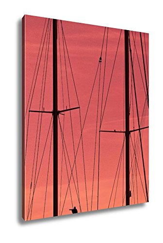 Ashley Canvas Spain Barcelona Monument A Colom, Wall Art Home Decor, Ready to Hang, Color, 20x16, AG6378367 by Ashley Canvas