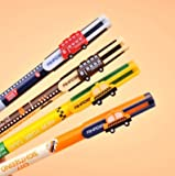 Stationery Supplies Cute Black Creative Novelty Colorful Gel Pen for Office Writing