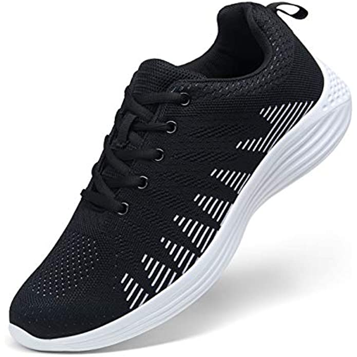 Jousen Mens Running Shoes Sports Non Slip Athletic Shoes Lightweight Sneakers for Men