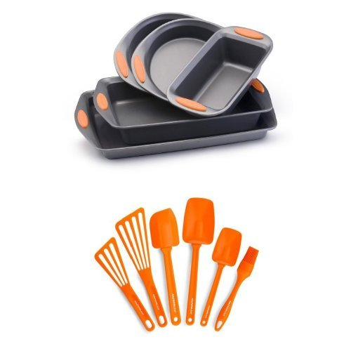 Rachael Ray Bakeware & Utensil Set Bundle