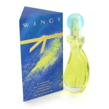 (Wings Perfume for Women 1.7 oz Eau De Toilette Spray by Giorgio Beverly Hills)