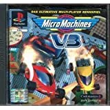 Micro Machines V3 - PS1 Platinum