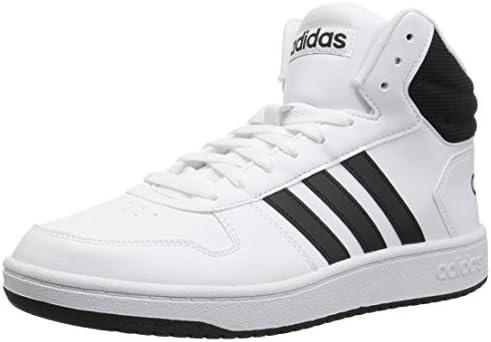 adidas Originals Men's Hoops 2.0 Mid Sneaker