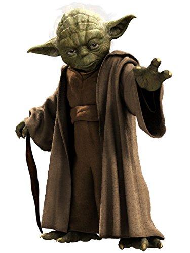 Yoda Master Jedi poster 32 inch x 24 inch / 17 inch x 13 inch
