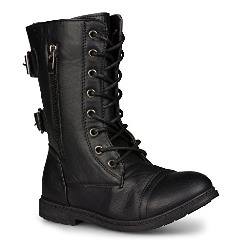 Motorcycle Boots For Girls - 2