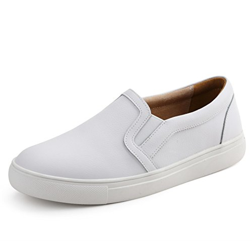 zapatos casuales/Zapatos de mujer/La versión coreana de Lok Fu zapatos/escoge los zapatos/Zapatos planos de cuero/Zapatos del estudiante C