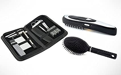 Cepillo regenerante para el pelo tratamiento laser anticaida