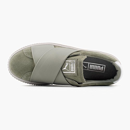 X Puma Platform Donna Sneaker Grigio qB8T7