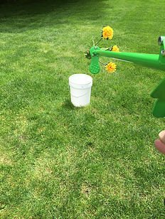 Weed Zinger-Stand Up Weeding Tool w/ Spring Release Zng-101