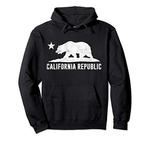 California Republic Sweatshirt Hoodie