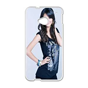 Celebrities Victoria Justice HTC One M7 Cell Phone Case White DIY gift pp001-6359089