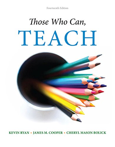 Those Who Can, Teach Pkg W Mindtap
