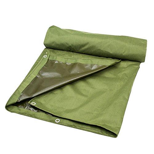 合法矩形に対処するPENGFEI オーニング 防水 雨 布 園芸 日焼け止め 緑化 防塵の トラック シェード シェッドクロス 耐高温性 抗酸化、 PVC、 厚さ0.5mm 6サイズのオプション ( 色 : アーミーグリーン , サイズ さいず : 4x8M )