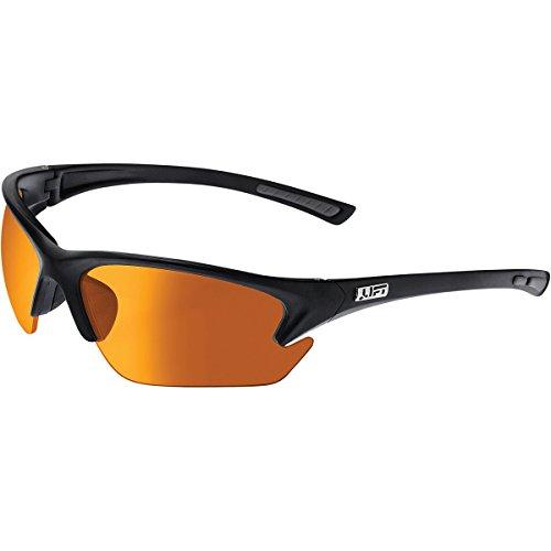 LIFT Safety Quest Safety Glasses (Black Frame/Amber Lens)