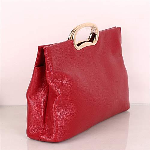 à XRKZ Multi Multi 23 10cm 33 Messenger Pink Main Option Color en Couleur Function épaule Simple Red Bag Sac prxrqwC45