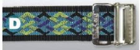 Skil Care 22223000 Gait Belt 60 Inch Strong Nylon 252029 Box Of 1