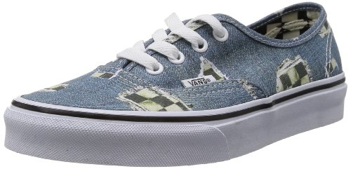 Vans Authentic Denim Womens Trainers Size 6.5 US