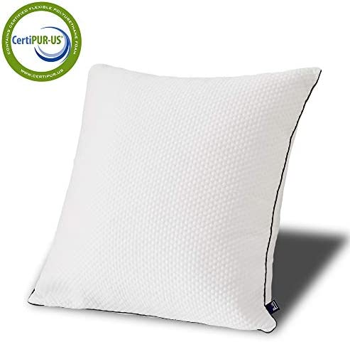 Warm Reversible Pillow, Adjustable Loft