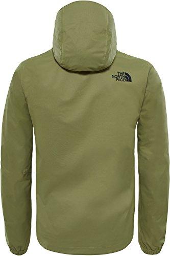 The heather hombre para Jacket green Face verde North iguana Quest Chaqueta EU M r8rSZq