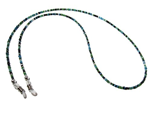 Review Peacock Seed Bead Eyeglass