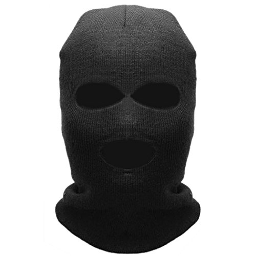 Naggoo Full Face Mask Black
