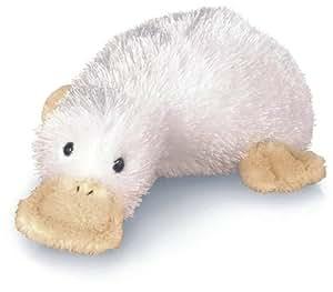 Webkinz 32204101 - Pato de peluche, color blanco