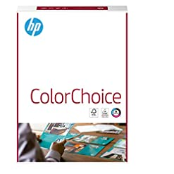 HP CHP750 Color Laser Paper – Ream of 500 sheets – A4 – 90 g/m2 – White