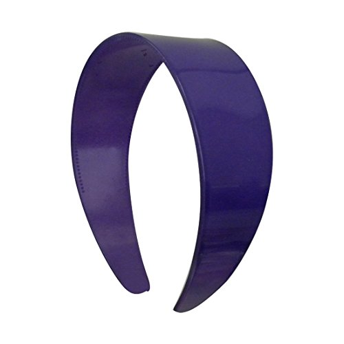 Purple Hard Plastic Headband