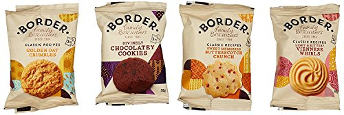 Top 1 borders shortbread