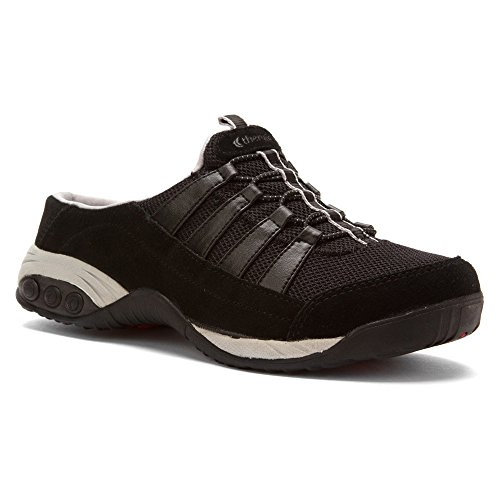 Laura Shoe Therafit Therafit Mule Women's On Casual Slip Black atawdvq