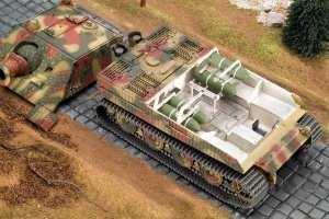 (38cm Sturmtiger Tank 1/35 Revell)