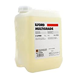 Ilford Multigrade Paper Developer 5 Liter