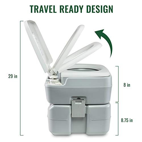 Buy portable toilets for camping