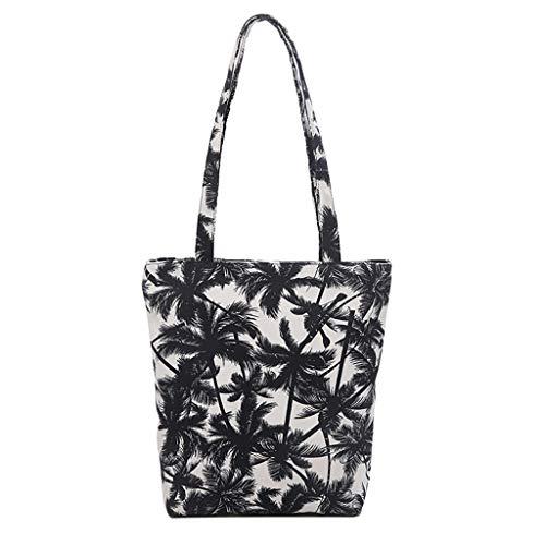 Pengy Lady Leopard Print Bag Canvas Messenger Shopping Bag Lady Messenger Bag Handle Bag Shopping Bag