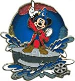Disney Pins - Walt's Classic Collection - Limited Edition - Fantasia - The Sorcerer's Apprentice Pin 75920