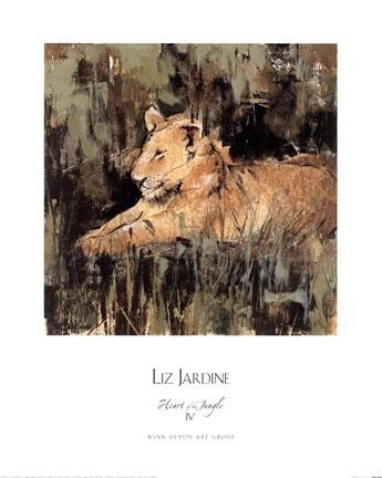 Liz Jardine - Heart of the Jungle IV