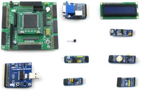Waveshare Xc3s500e Xilinx Spartan 3e Xilinx Fpga Development Board 8 Accessory Modules Kits Computers Accessories Amazon Com