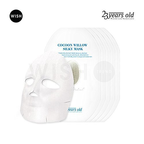 23 Years Old Cocoon Willow Silky Mask - 9