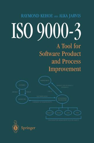 ISO 9000-3: A Tool for Software Product and Process Improvement by Springer