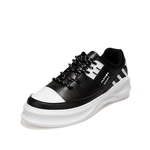 Zapatos de suela gruesa deportes de los hombres/Corte bajo moda hombres zapatos A