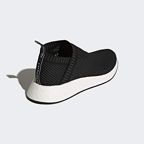 Pictures of adidas NMD_CS2 Primeknit Shoes EFW05 Core Black / Carbon / Red 4